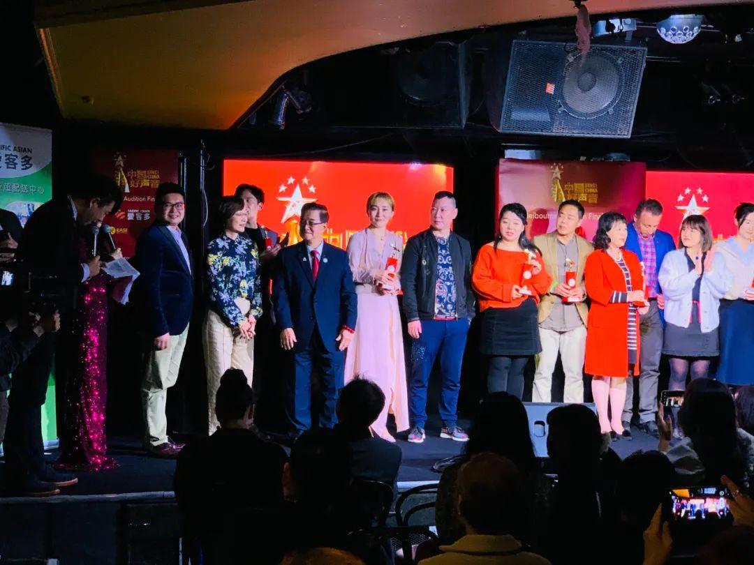高手竞技,巅峰对决!汇通金融参与赞助--《中国好声音》墨尔本决赛顺利举行!